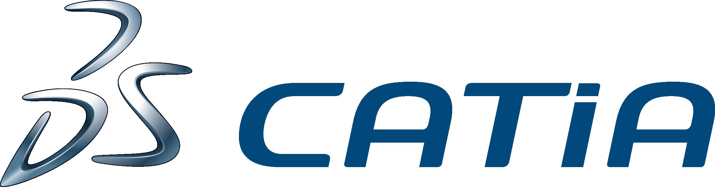 CATIA Logotype progettazione cad
